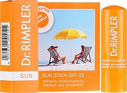 Parfumuri și produse cosmetice Stick de protecție solară SPF30 - Dr. Rimpler Sun Stick Spf 30