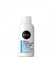 Parfumuri și produse cosmetice Lichid acrilic - Silcare Nail Acrylic Liquid Standart Long Action
