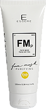 Parfumuri și produse cosmetice Mască de curățare pentru față - Essere FMp Hemp & Clay Purifying Face Mask