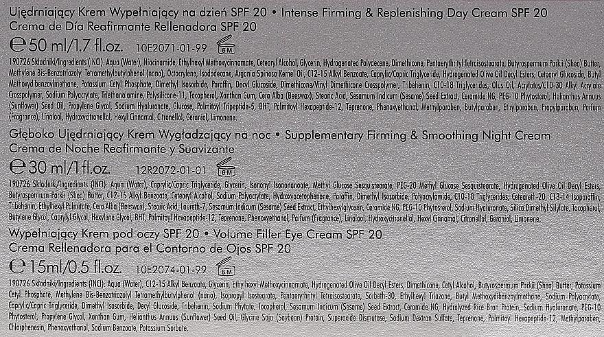 Set - Dr Irena Eris Volumeric (f/cr/50ml + f/cr/30ml + eye/cr/15ml) — Imagine N6