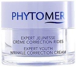 Parfumuri și produse cosmetice Cremă anti-îmbătrânire cu efect de fermitate - Phytomer Expert Youth Wrinkle Correction Cream