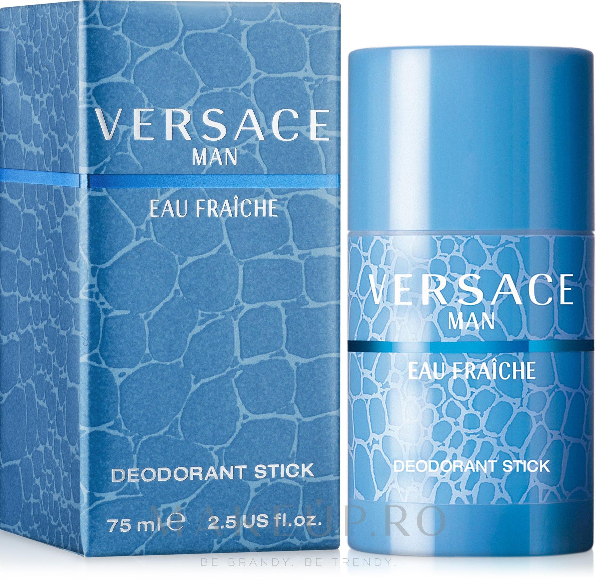 Versace Man Eau Fraiche - Deodorant stick — Imagine 75 ml