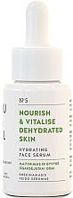 Parfumuri și produse cosmetice Ser hidratant pentru față - You & Oil Nourish & Vitalise Dehydrated Skin Serum