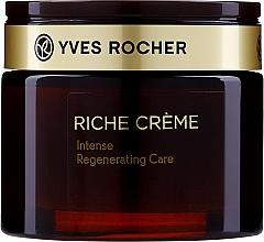 Parfumuri și produse cosmetice Cremă facială revitalizantă cu acțiune profundă - Yves Rocher Riche Creme Face Cream