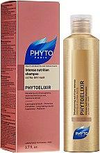 """Parfumuri și produse cosmetice Șampon """"Nutriție intensă"""" pentru părul uscat - Phyto Phytoelixir Shampooing Nutrition Intense"""