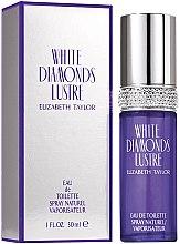 Parfumuri și produse cosmetice Elizabeth Taylor White Diamonds Lustre - Apă de toaletă