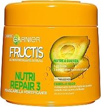 Parfumuri și produse cosmetice Mască pentru fermitatea părului - Garnier Fructis Nutri Repair 3