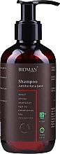 Parfumuri și produse cosmetice Șampon anti-mătreață - BioMAN Jace Anti Dandruff Shampoo