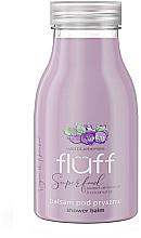 """Parfumuri și produse cosmetice Balsam hidratant de duș """"Pomușoare și Migdale"""" - Fluff Shower Balm"""
