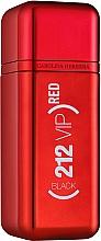 Parfumuri și produse cosmetice Carolina Herrera 212 Vip Black Red - Apă de parfum