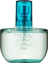 Parfumuri și produse cosmetice Alta Moda Real - Apă de toaletă