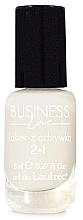 Parfumuri și produse cosmetice Lac de unghii 2in1 - Art de Lautrec Business Line