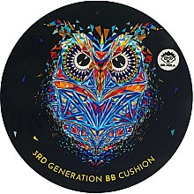 Parfumuri și produse cosmetice BB-cushion - Dr. Mola 3rd Generation BB Cushion Owl