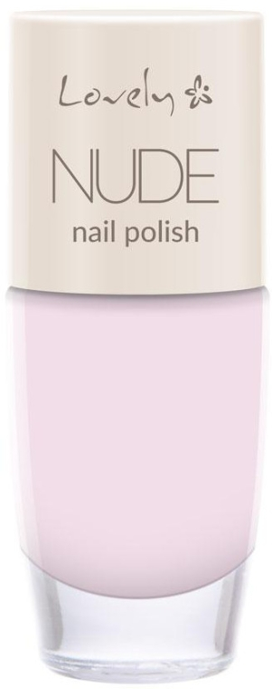 Lac de unghii - Lovely Nude Nail Polish