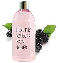 "Parfumuri și produse cosmetice Toner pentru față ""Dud alb"" - Real Skin Healthy Vinegar Skin Toner Mulberry"