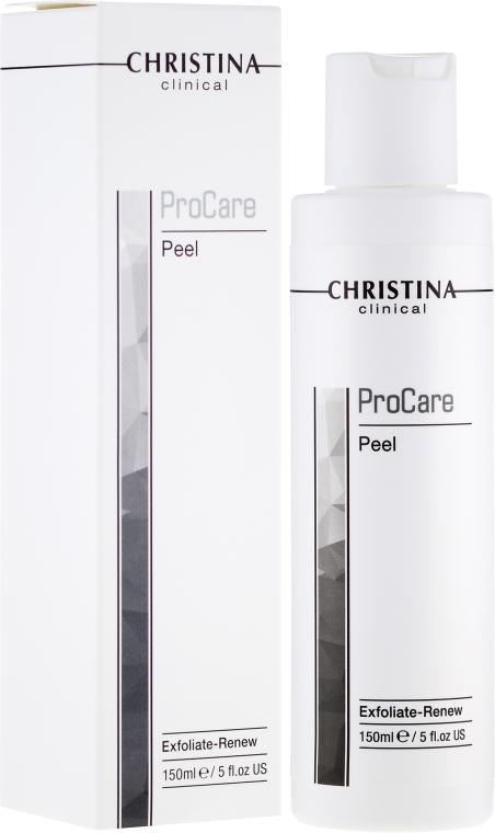 Peeling universal - Christina Clinical ProCare Peel Exfoliate Renew — Imagine N1