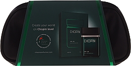 Parfumuri și produse cosmetice Miraculum Chopin OP.25 - Set (edp/100ml + bag)
