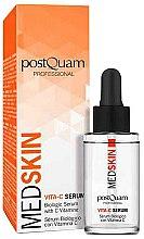 Parfumuri și produse cosmetice Ser pentru față - PostQuam Med Skin Biological Serum Vita-C