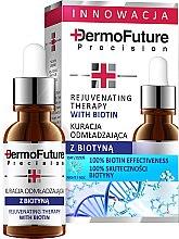Parfumuri și produse cosmetice Soluție de întinerire cu biotină - DermoFuture Rejuvenating Therapy With Biotin