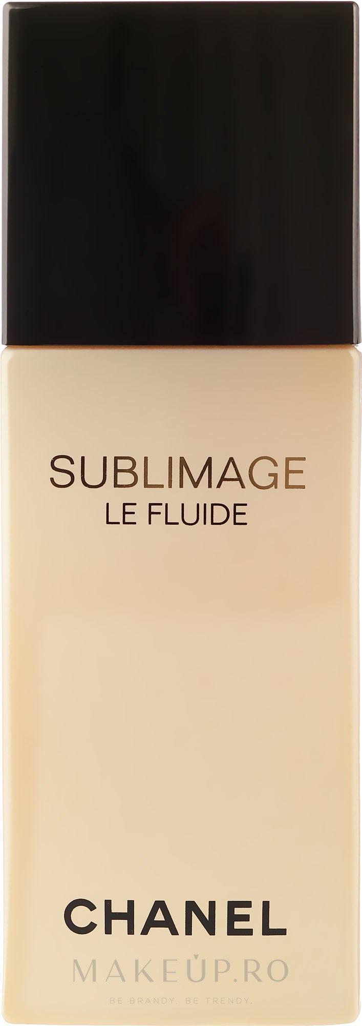 Fluid regenerant pentru față - Chanel Sublimage Le Fluide Ultimate Skin Regenerating — Imagine 50 ml