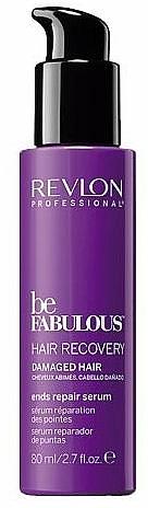 Ser regenerator pentru vârfurile părului - Revlon Professional Be Fabulous Hair Recovery
