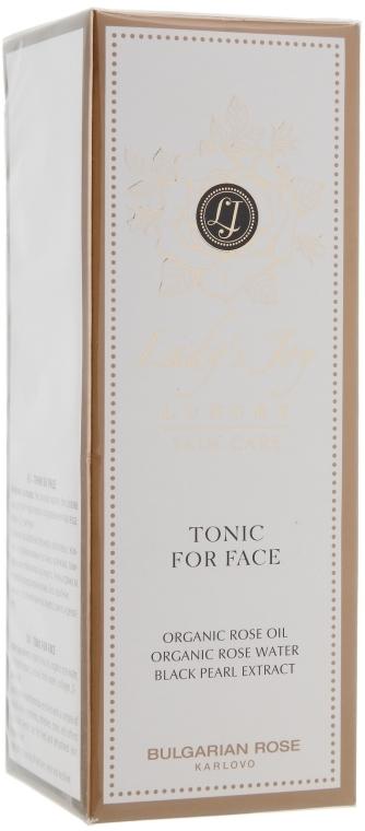 Tonic pentru față - Bulgarian Rose Lady's Joy Luxury Tonic For Face — Imagine N1