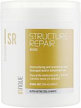 Parfumuri și produse cosmetice Mască regenerantă pentru păr - Kosswell Professional Innove Structure Repair Mask