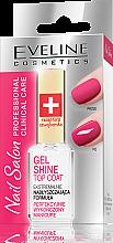Parfumuri și produse cosmetice Ser lac de unghii - Eveline Cosmetics Nail Salon Clinical Care