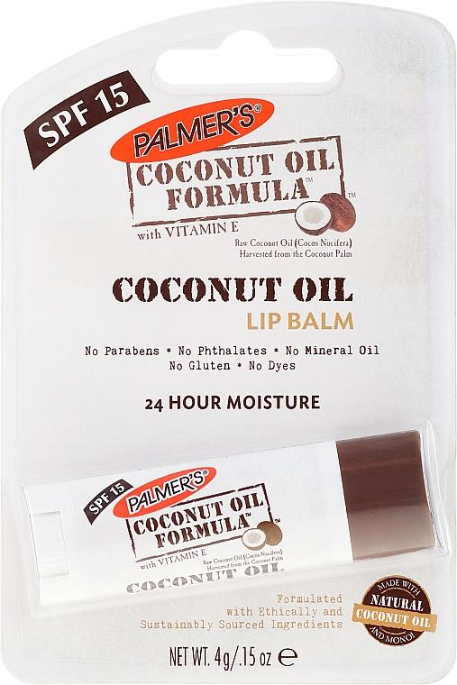Balsam de buze - Palmer's Coconut Oil Formula Lip Balm — Imagine N1