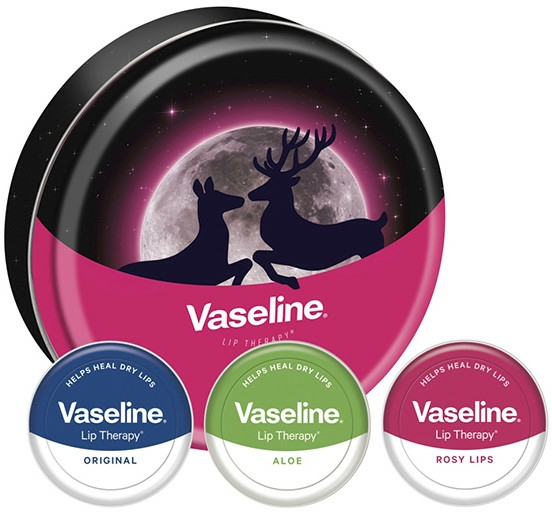 Set - Vaseline Lip Therapy — Imagine N1