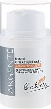 Parfumuri și produse cosmetice Cremă de față - Le Chaton Argente Rose Oil Rejuvanating Day Cream