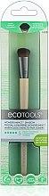 Parfumuri și produse cosmetice Pensulă pentru fard de ochi - Ecotools Wonder Impact Shadow Make-Up