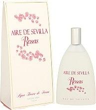 Parfumuri și produse cosmetice Instituto Espanol Agua De Rosas Frescas - Apă de toaletă