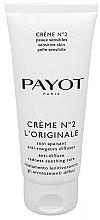 Parfumuri și produse cosmetice Cremă de zi pentru față - Payot Creme No2 L?Originale Anti-Diffuse Redness Soothing Care