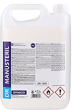 Parfumuri și produse cosmetice Soluție pentru dezinfectarea mâinilor și suprafețelor - Dr.Manusteril 82% Alcohol (canistră)