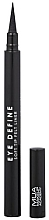 Parfumuri și produse cosmetice Eyeliner - MUA Eye Define Soft Tip Felt Liner