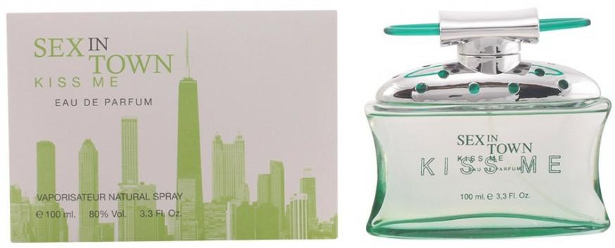 Concept V Design Sex In Town Kiss Me - Apă de parfum