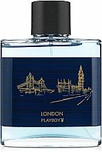 Parfumuri și produse cosmetice Playboy London - Apă de toaletă