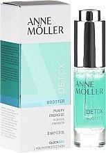 Parfumuri și produse cosmetice Gel pentru față - Anne Moller Blockage Detox Booster