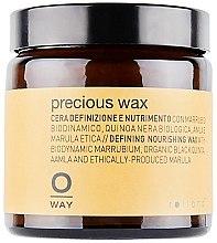 Parfumuri și produse cosmetice Ceară hrănitoare pentru păr - Rolland Oway Preshes Vex