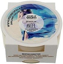 Parfumuri și produse cosmetice Lumânare aromată - House of Glam Beware of Angel Candle (mini)