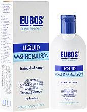 Parfumuri și produse cosmetice Emulsie de corp - Eubos Med Basic Skin Care Liquid Washing Emulsion
