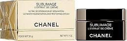 Parfumuri și produse cosmetice Cremă de față - Chanel Sublimage L'extrait De Creme