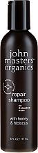 "Parfumuri și produse cosmetice Șampon ""Miere și Hibiscus"" - John Masters Organics Honey & Hibiscus Shampoo"