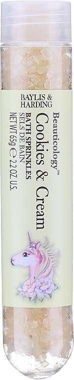 Set - Baylis & Harding Beauticology Bath Sprinkles (salt/for/bath/5x65g) — Imagine N5