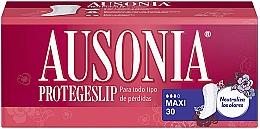 Parfumuri și produse cosmetice Absorbante de fiecare zi, 30 bucăți - Ausonia Protegeslip Maxi