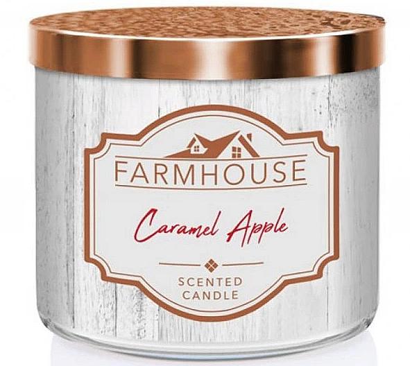 Kringle Candle Farmhouse Caramel Apple - Lumânare parfumată — Imagine N1