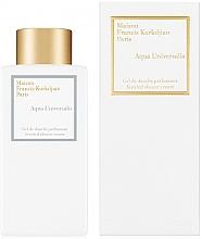 Parfumuri și produse cosmetice Maison Francis Kurkdjian Aqua Universalis - Cremă de duș