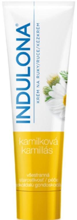 Cremă de mâini - Indulona Chamomile Hand Cream — Imagine N1