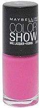 Parfumuri și produse cosmetice Lac de unghii - Maybelline Color Show Nail Lacquer